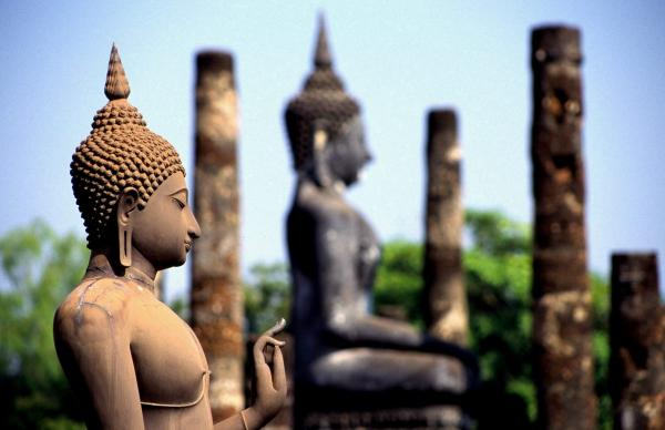 Parque de Sukhothai