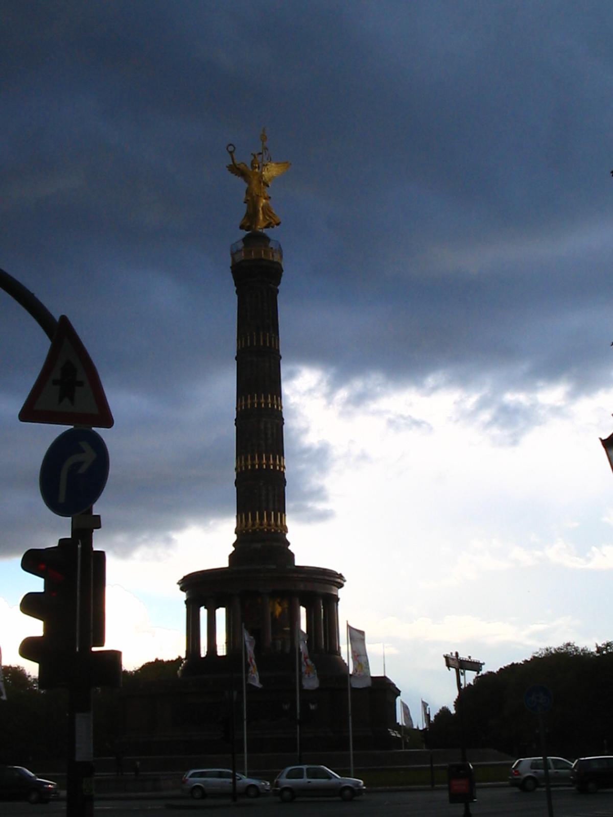 Atardecer en Berlin